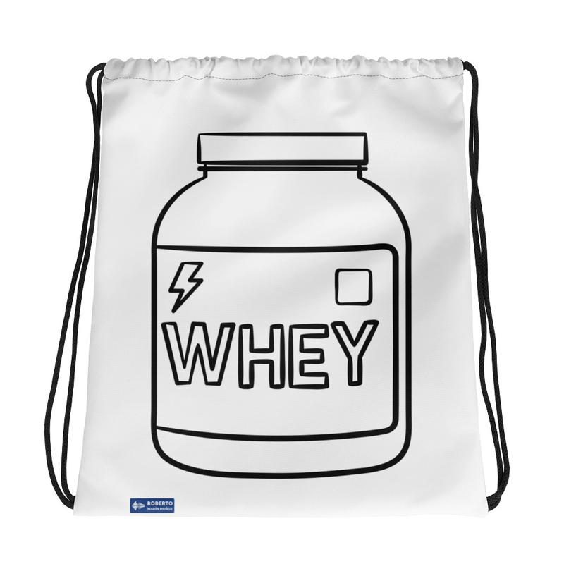 Drawstring Bag Whey