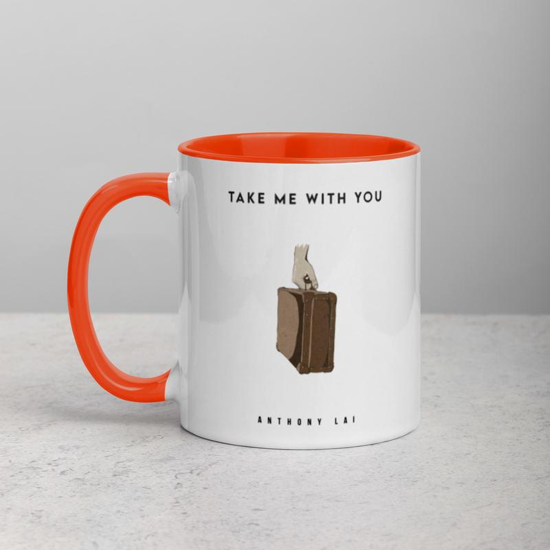 Take Me With You- Orange Julius Mug