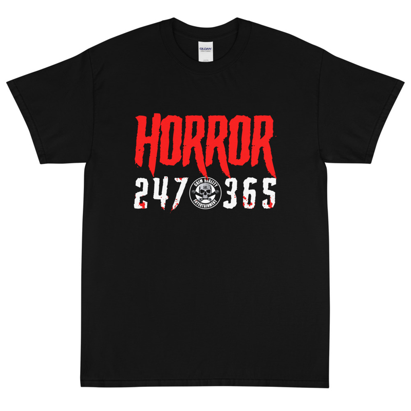 Men's Horror 247-365 T-Shirt