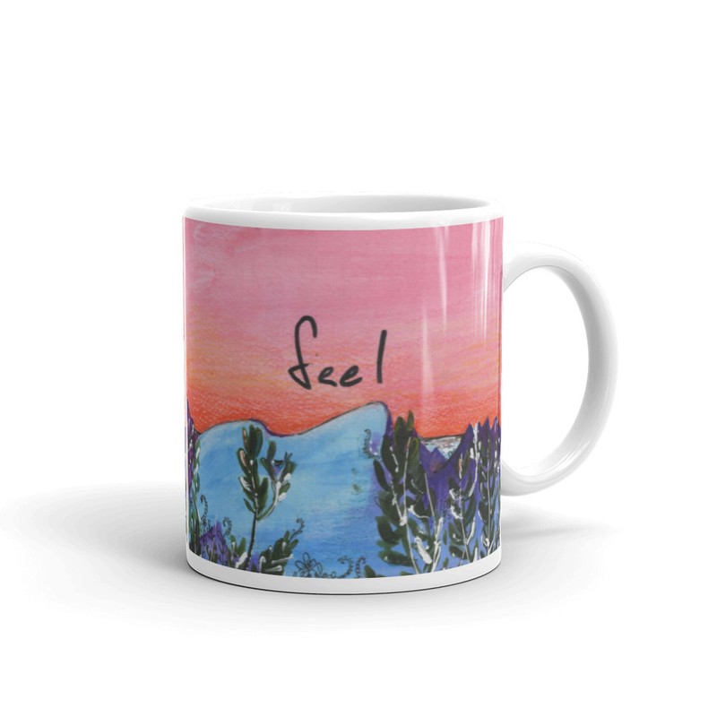 Feel - Album Art Mug