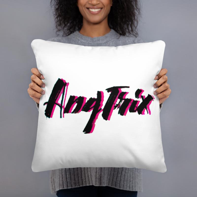 Macpherson Merch Store - AngTrix - Basic Pillow