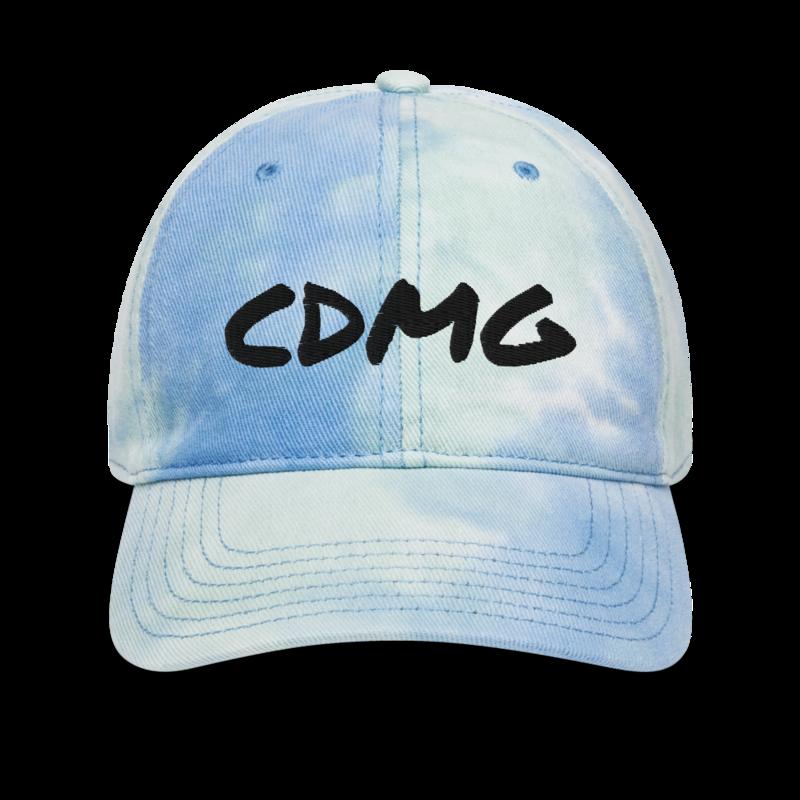 CDMG Tie Dye Hat