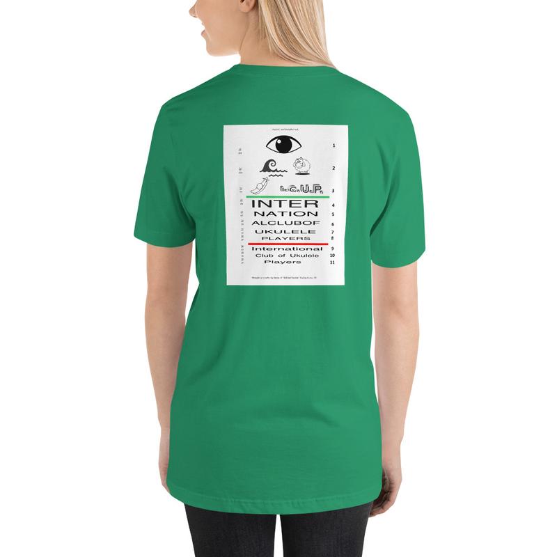 Short-Sleeve Unisex T-Shirt-Jewell Tones