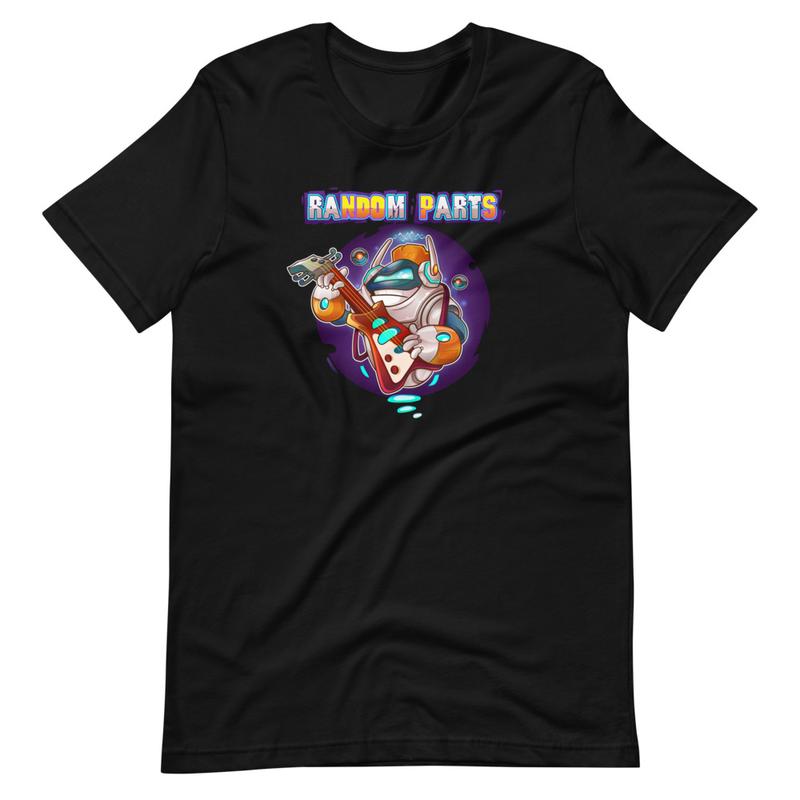 Random Parts -  NEW Official Logo T-Shirt