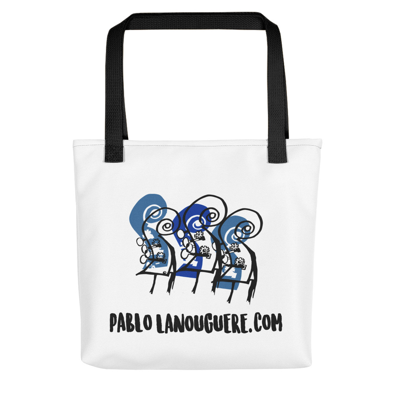 "Tote bag ""Double Basses"""