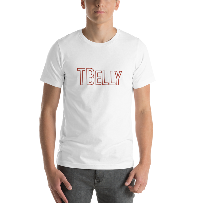 TBelly Tee - Red Logo