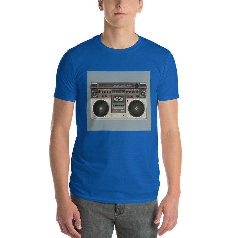 Casanova BoomBox Short-Sleeve T-Shirt