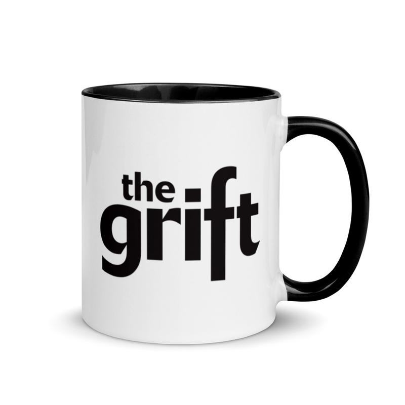 Coffee Mug - Classic Logo w/ Color Inside