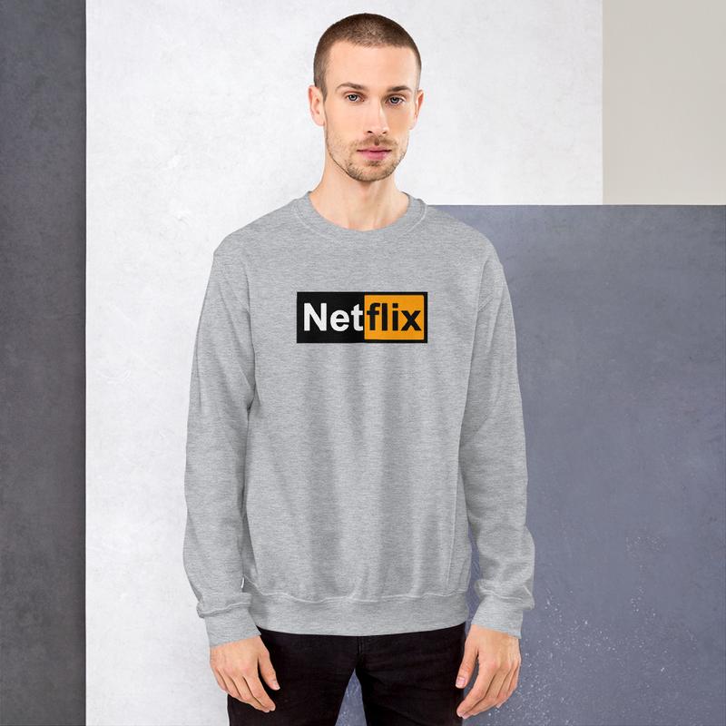 """Sweatshirt """"NetHub"""" (6 colors)"""