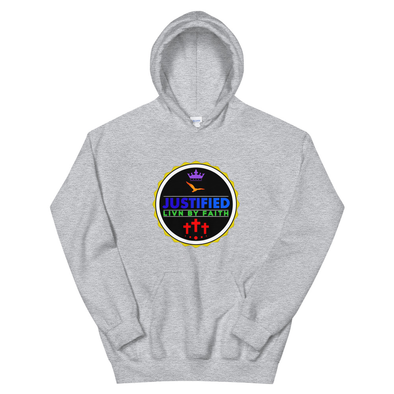 Justified Hoodies (Unisex)
