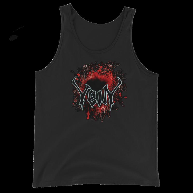 VeiN First Blood Unisex Tank Top