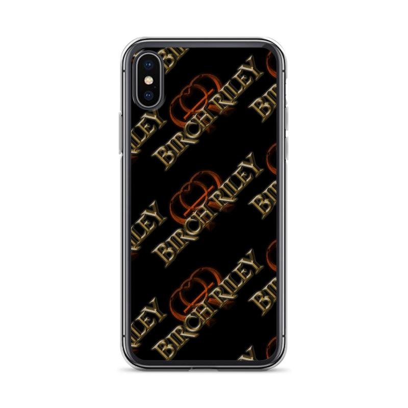 Birch Riley Logo iPhone Case