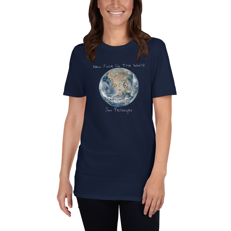New Face On The World Short-Sleeve Unisex T-Shirt