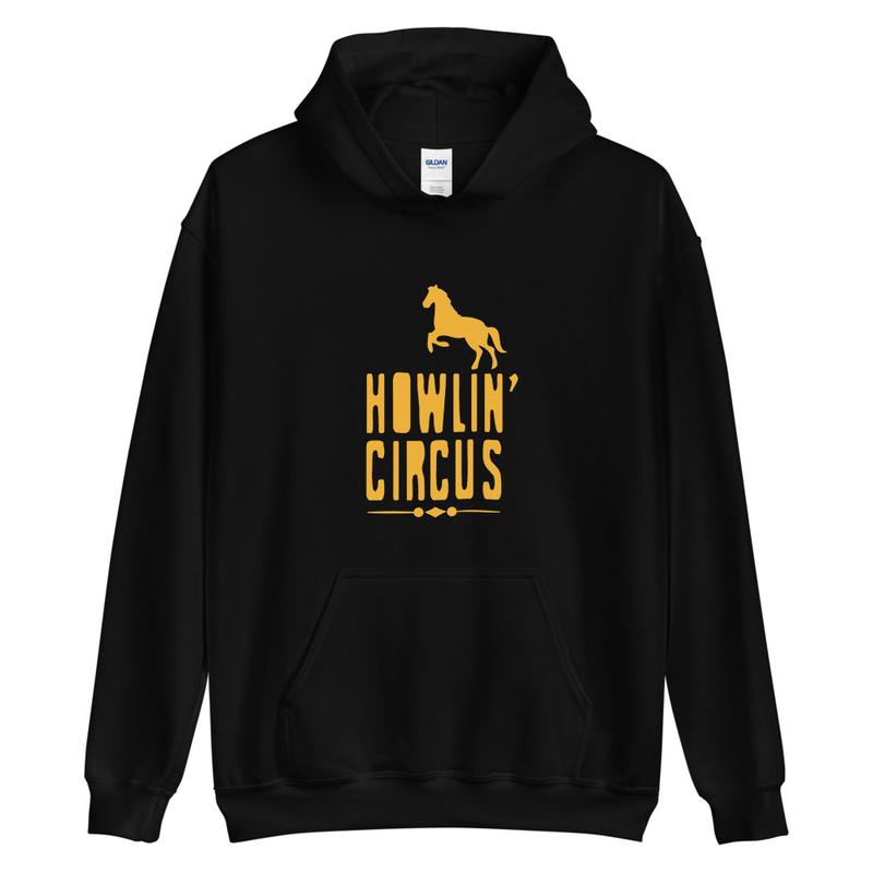 HC Horse Unisex Hoodie