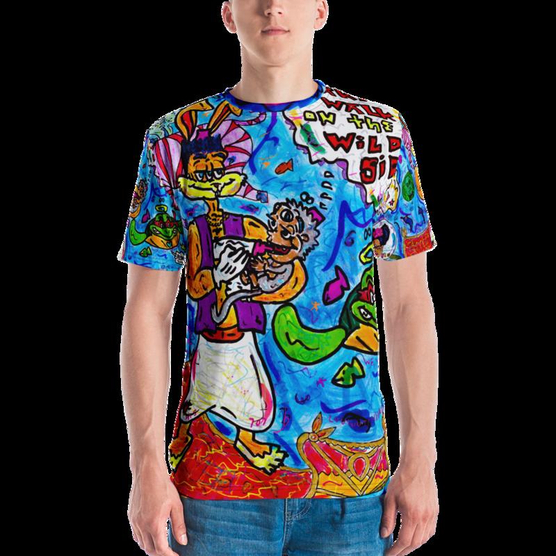 Take a Walk on the Wild Side (ALOHA!) - gshirt
