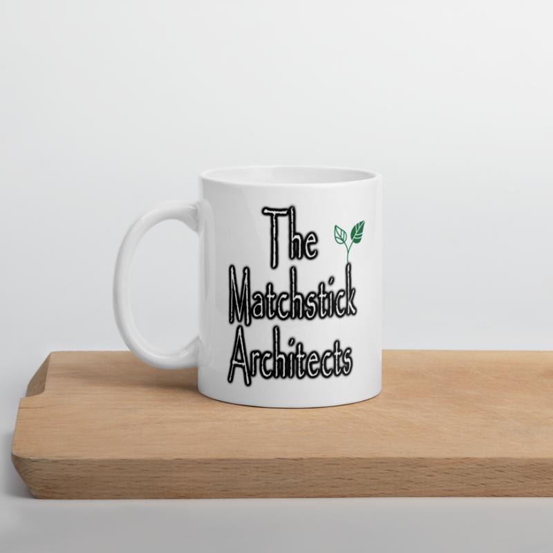 The Matchstick Architects Logo Coffee Mug