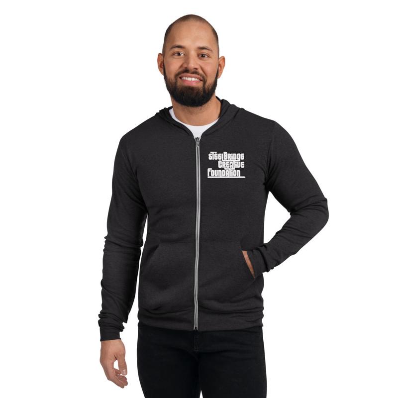 SBCF Unisex zip hoodie