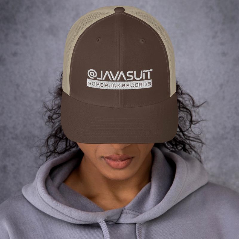 Trucker Cap - LAVA SUIT