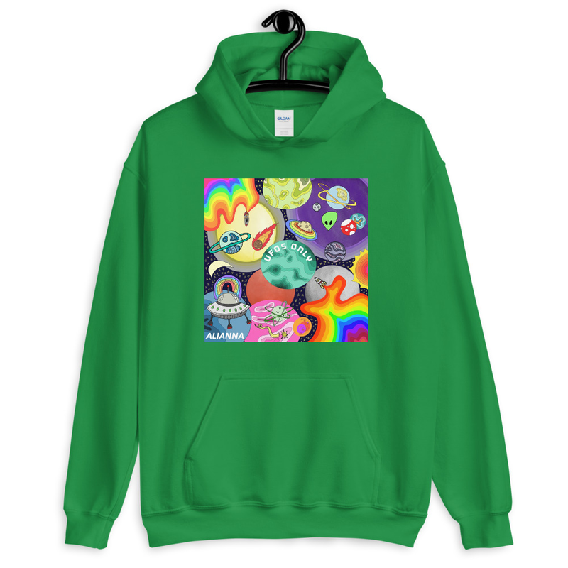 UFOs ONLY Hoodie