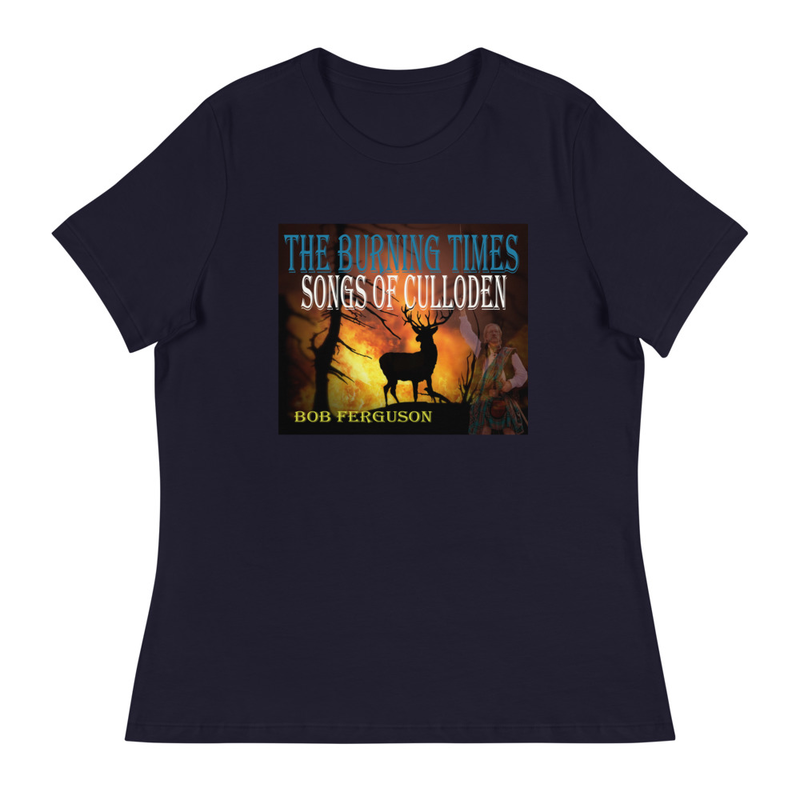 Women's Relaxed T-Shirt - The Burning Times