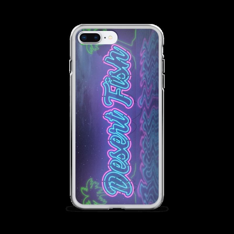 DF Neon iPhone Case