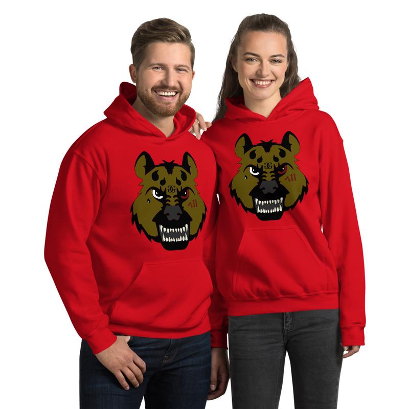 Hyena Gang Color Unisex Hoodie