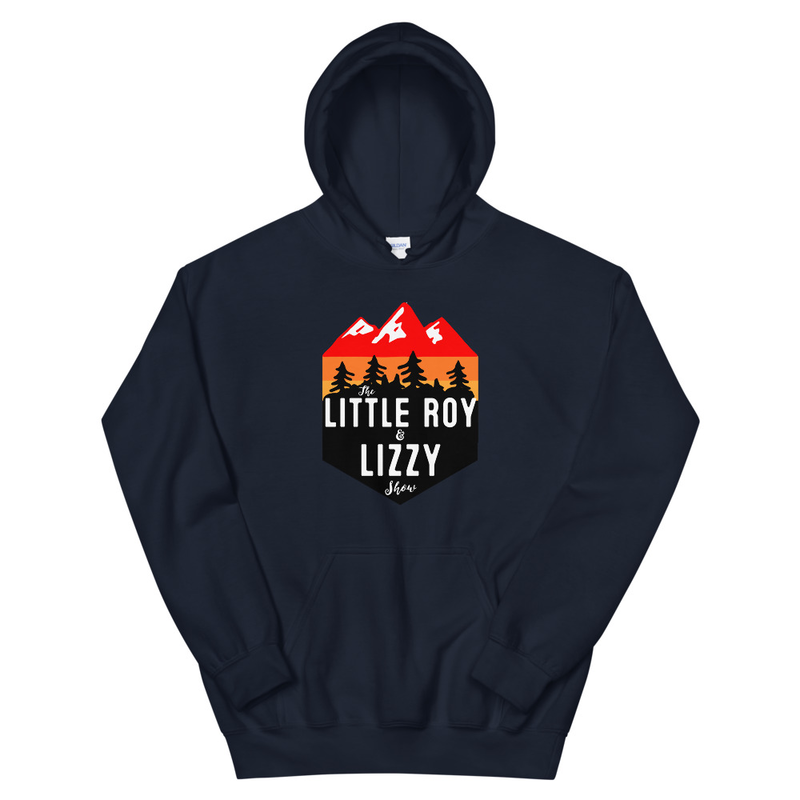 Little Roy and Lizzy Unisex Hoodie