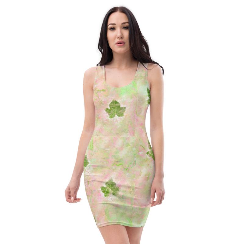 Ivy2 Cut and Sew Dress