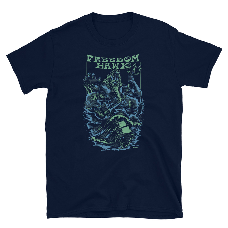 Neptune - Short-Sleeve Unisex T-Shirt