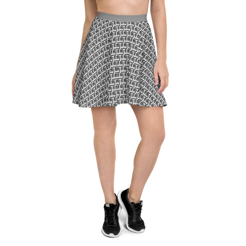 Master #keys Skirt