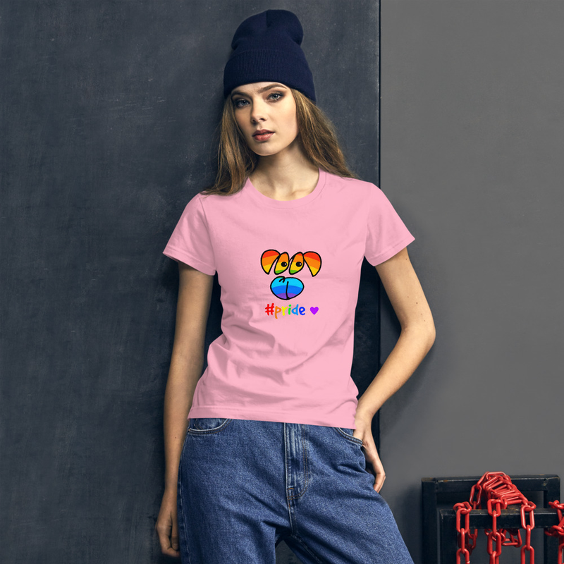 Pride Women's short sleeve t-shirt