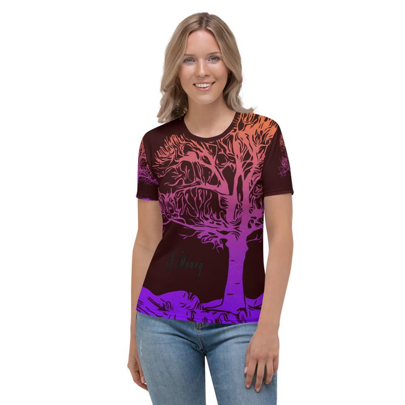 AHoney Wisdom Tree Women's T-shirt