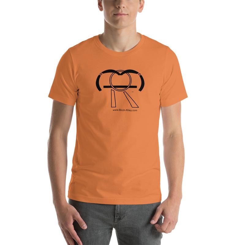 Birch Riley Logo Throwback T-Shirt