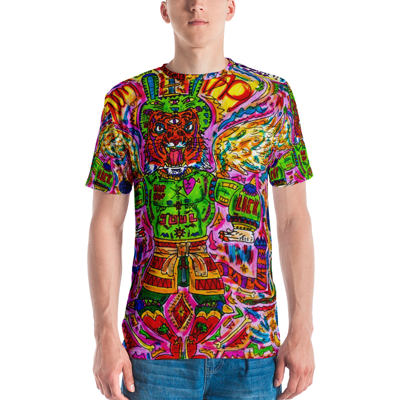 Indestructible By Design - Divine By Nature - G-SHIRT