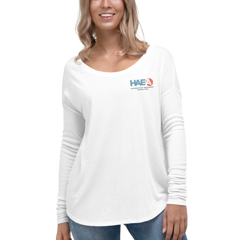 Apparel - HAEA Ladies' Long Sleeve Tee - White