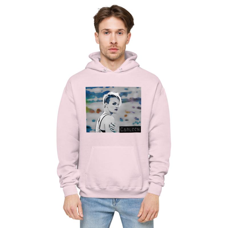 Unisex fleece hoodie copy copy