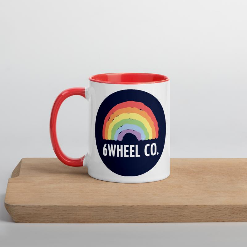 Mug with Color Inside 6Wheel CO