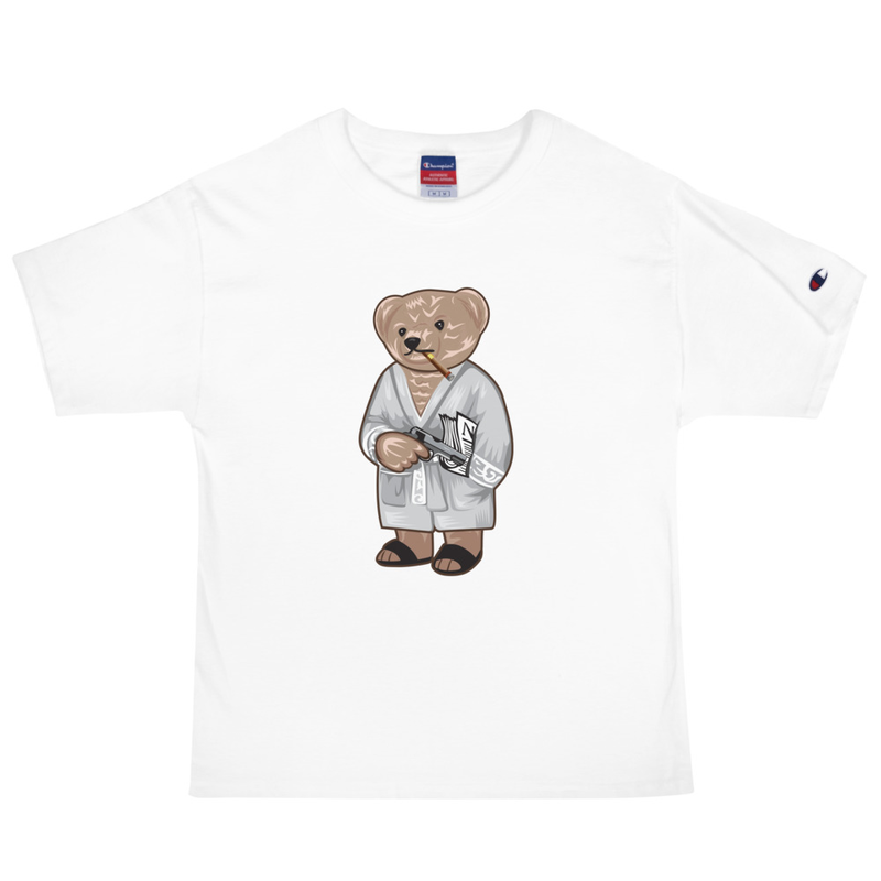 Tony Bear Champion T-Shirt