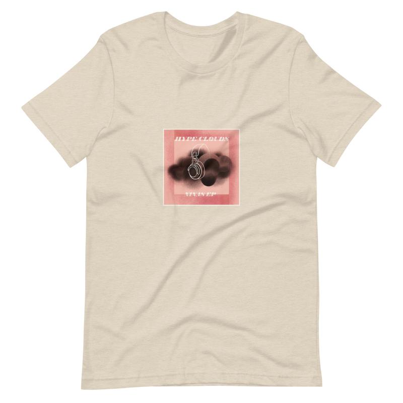 Short-Sleeve Unisex T-Shirt (Hype Clouds - Ninas EP)