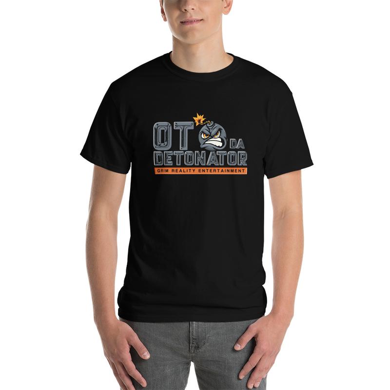 Men's OT Da Detonator Logo Shirt
