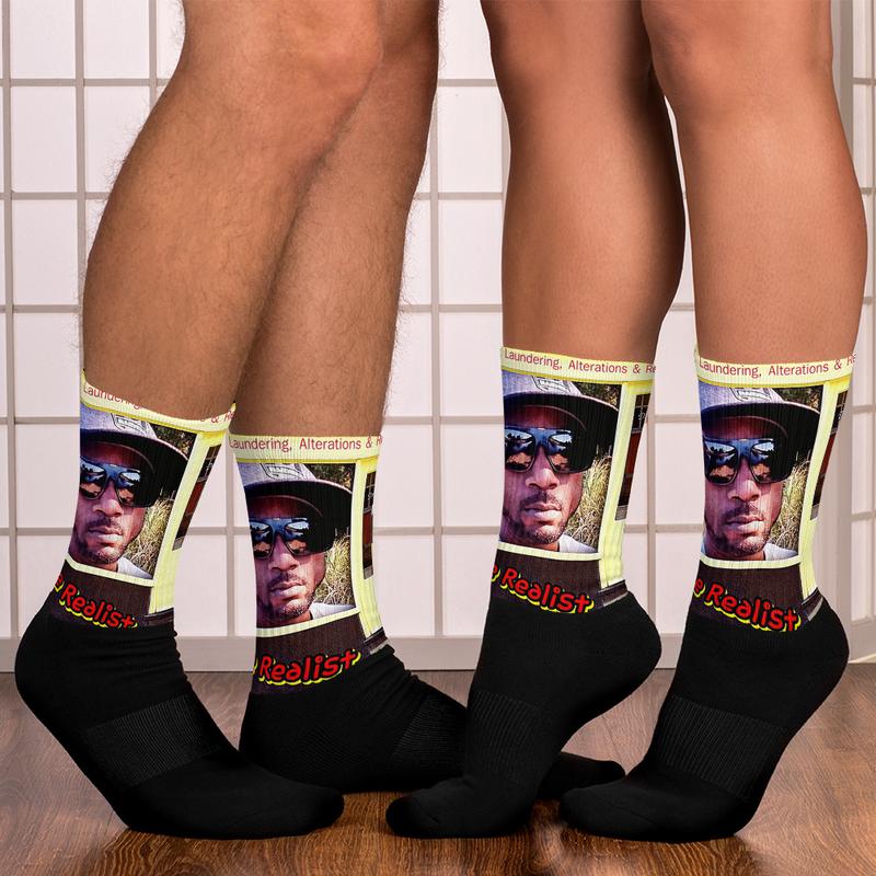 """Collectable"" Socks - Snapshot"