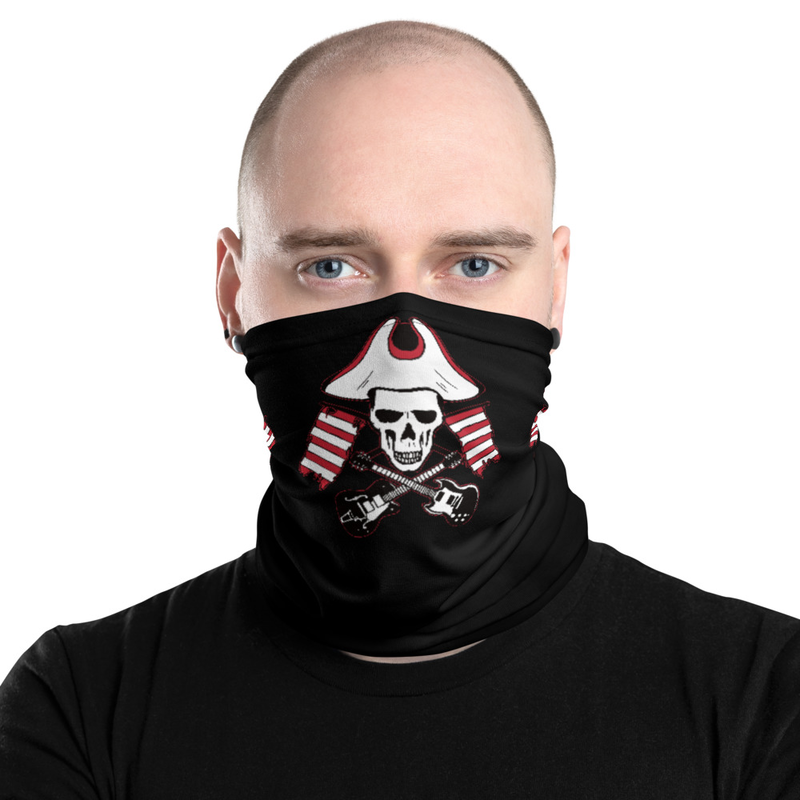 Big Logo Mask/Neck Gaiter