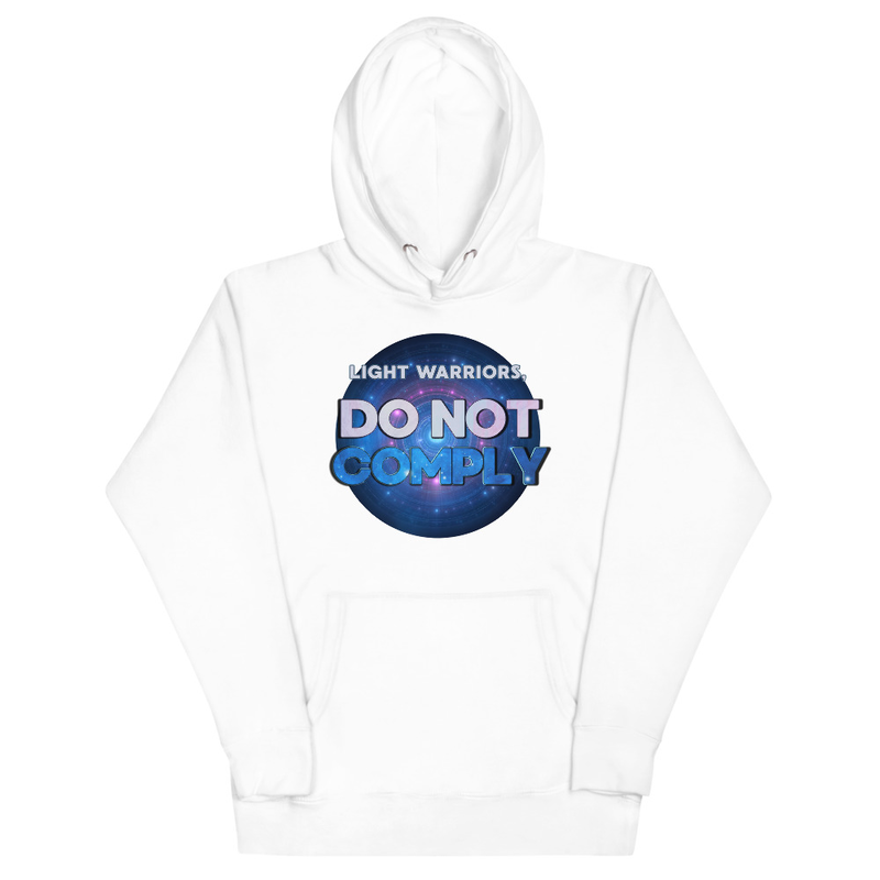 Do Not Comply Unisex Hoodie