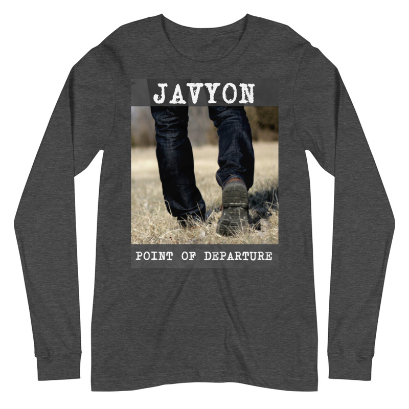 """Point of Departure"" Long Sleeve Tee"