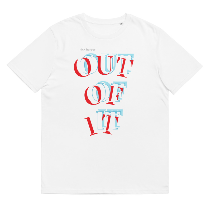 Organic Out Of It Tee