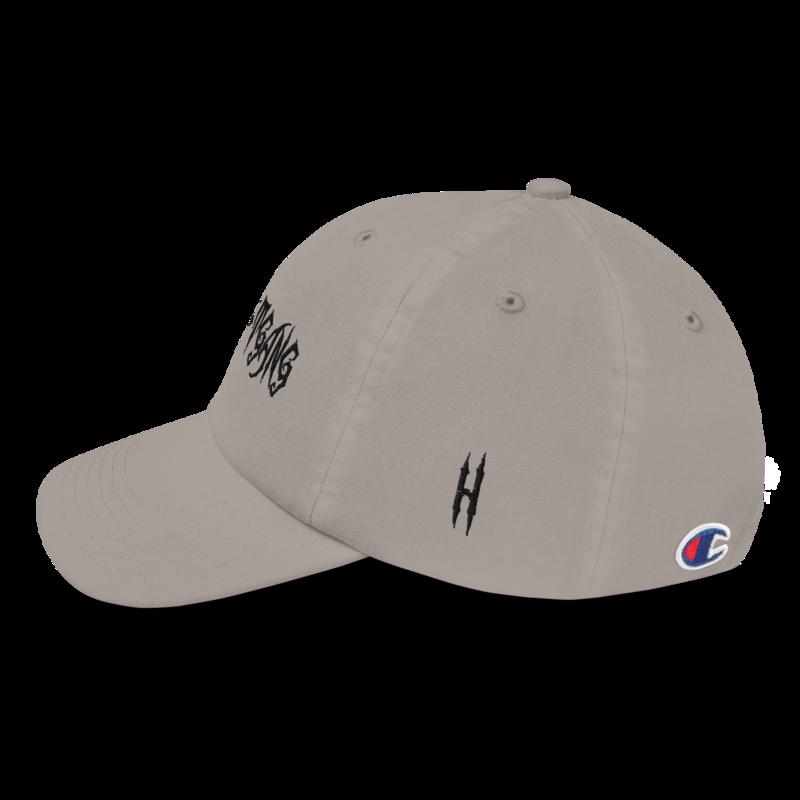 HONESTGANG/Champion Embroidered Dad Hat