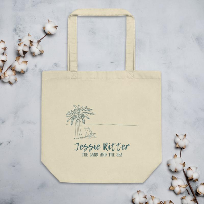 Eco Tote Bag - The Sand And The Sea