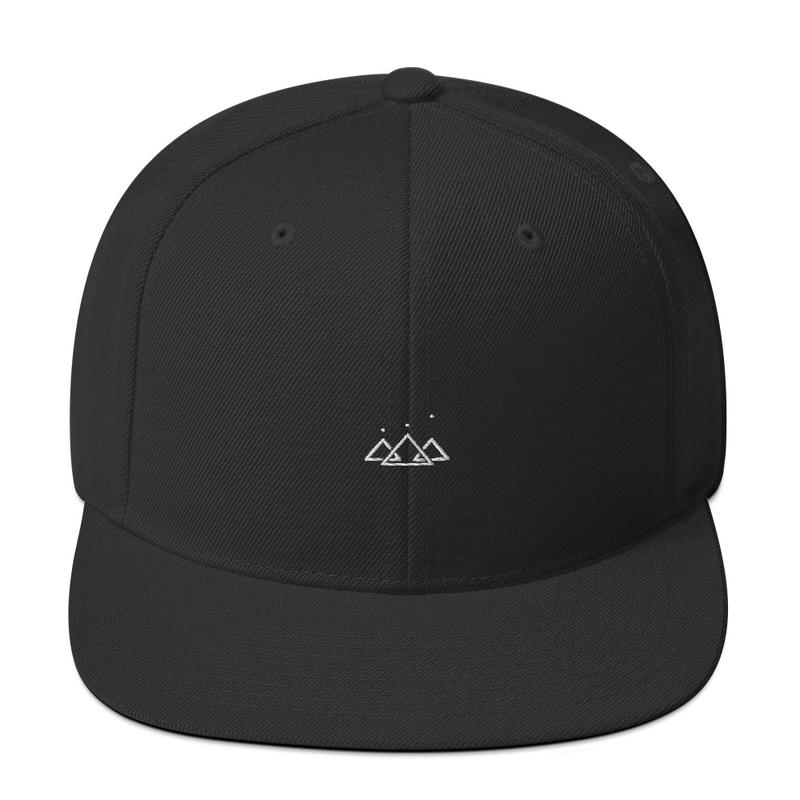 Origins Of Orion Icon Snapback Hat