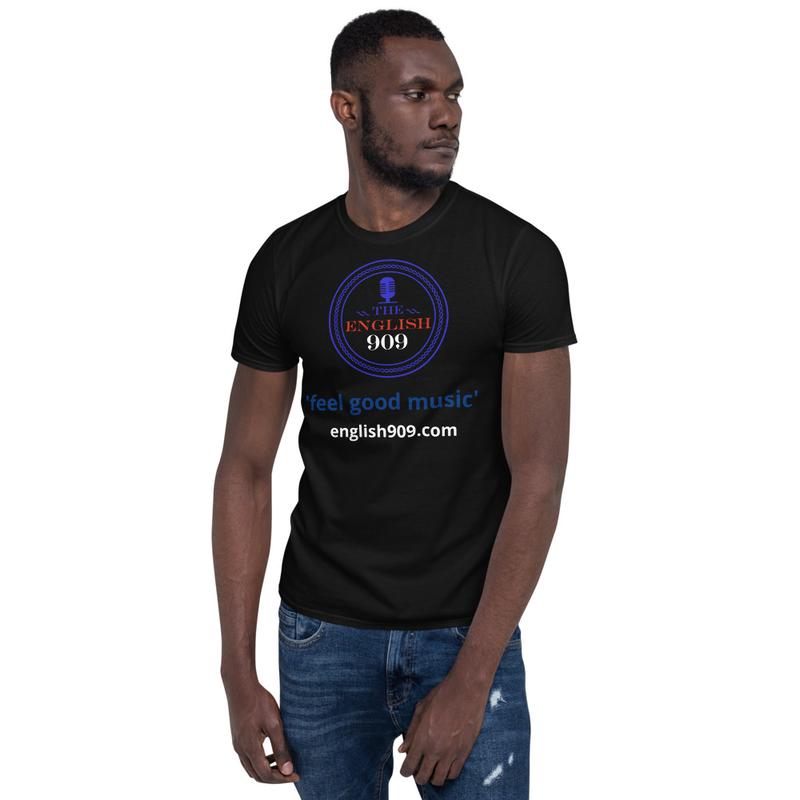 909 Branded Short-Sleeve Unisex T-Shirt