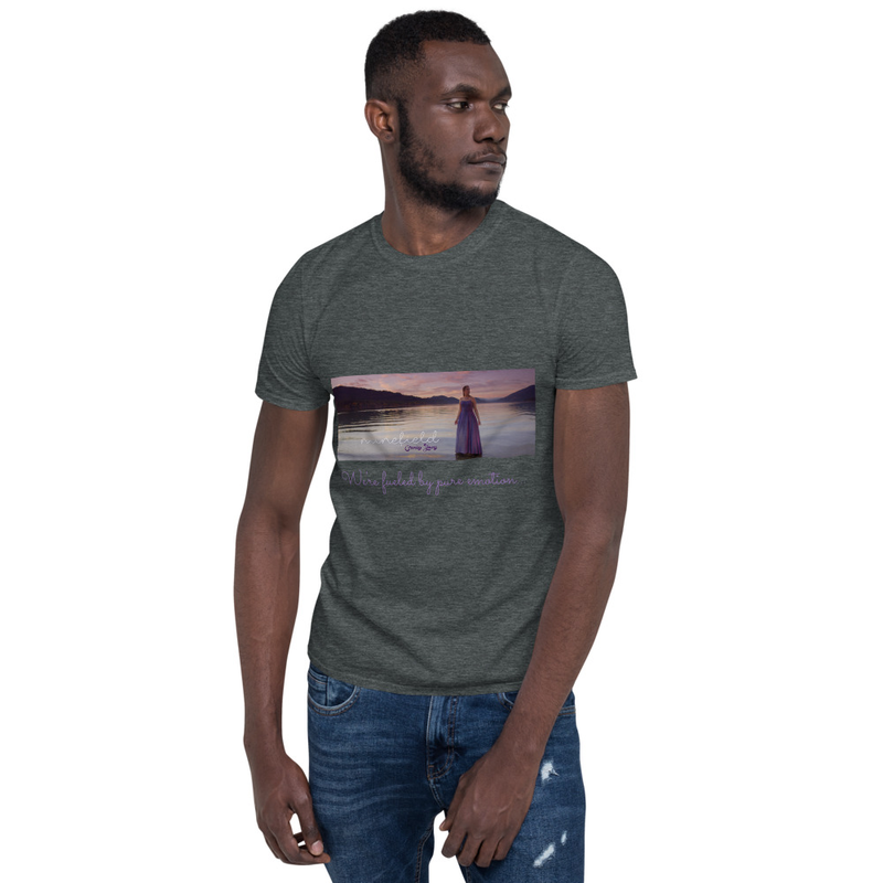 Unisex Short-Sleeve Minefield  T-Shirt